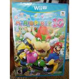 Mario Party 10 Nuevo Sellado Envio Gratis!!!