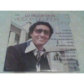 Disco L.p.331/3 El Piruli Victor Iturbe