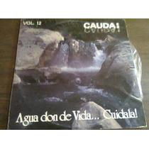 Disco De Acetato De Varios Artistas Agua Don De Vida Vol,12