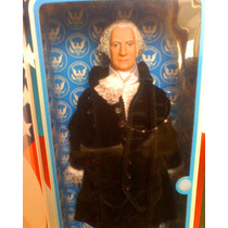 Presidente George Washington Figura Que Habla