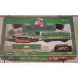 Union Express - Trem Locomotiva - Completo E Funciona