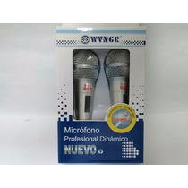Microfone Barato Dinâmico Profissional Karaoke Promoção