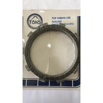 Discos De Embreagem Toko Yamaha Tdr Dt -180