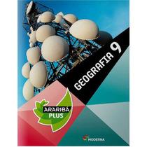 Livro: Projeto Araribá Plus - Geografia - 9º Ano