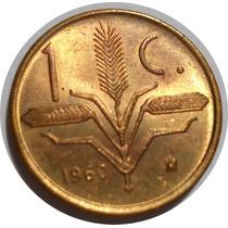 1 Centavo 1960 - Espiga - Estados Unidos Mexicanos - Nuevo