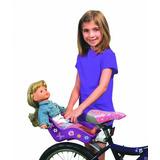 Muñeca Bicicleta Asiento - Asiento De Bicicleta \ Paseo Por