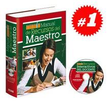 Manual De Recursos Del Maestro. Nuevo Y Original.