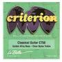 La Bella Enc. Guit. Clas.labella Criterion Ny Tra Mod:c750