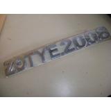 Emblema De Zoyte 2008 . Nuevo-original