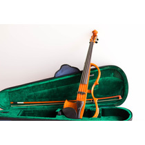 Silent Violino Ev 204 Yamaha Elétrico Original