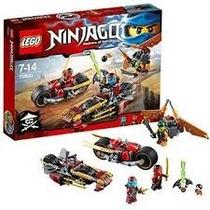 Lego - Ninjago - 70600 - Ninja Bike Chase - El Errante