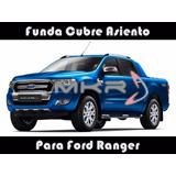 Funda Cubre Asiento Cuero T/bufalo P/ford Ranger. Mkr
