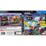 Phineas And Ferb 2nd Dimension Ps3