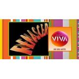 Dvds Novela Renascer Completa Em 27 Dvds Canal Viva