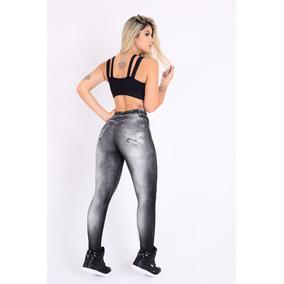 Calça Fake Jeans Direto Do Fabricante