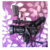 Camara De Video Profesional Panasonic Ag-dvx100b 550mil