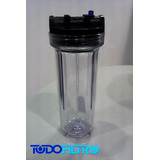 Carcasa Filtro De Agua 10 Pulgadas Moisés (precio Real)