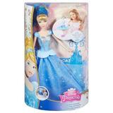 Muñeca Barbie Cenicienta Vestido Magico Original Mattel