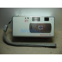 Defeito Câmera Digital Hp Photosmart 433 3.1mp