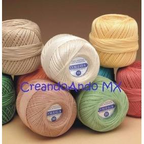 Hilaza Omega Crochet #20 1 Bola