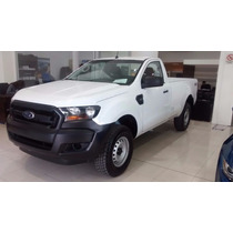 Ford Ranger Xl 2.2 Nafta 4x4 Cabina Simple 0km Tasa 0% Fb2