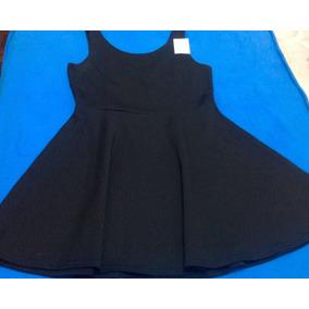 El Más Vendido! Vestido Negro De H&m Traido De Ny (m)