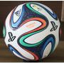 Bola Adidas Brazuca Copa 2014 Tamanho Oficial De Jogo