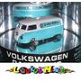Hot Wheels Oil Can Volkswagen Panel Bus Kombi Edição Limitad