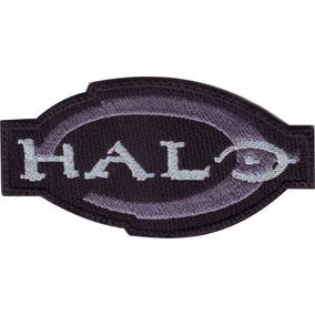 Halo Spartan Program Nation Series Parche Bordado 9x4.5 Cm