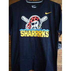 Pisttsburgh Pirates Sharks Playera En Talla L Nike Mlb