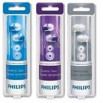 Auriculares Philips Extra Bass She3800 /ramos Mejia