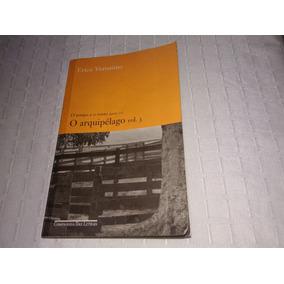 Livro O Tempo E O Vento-o Arquipélago Vol.3 Érico Verissimo