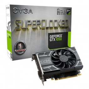 Evga Geforce Gtx 1050 Sc Gaming 2gb Gddr5 02g-p4-6152-kr