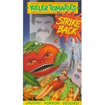 Los Tomates Asesinos Atacan De Nuevo - Parte 3 Vhs Original