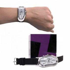 Reloj De Pulsera Tipo Dalí Can You Imagine Melting Watch