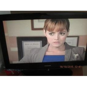 Televisor Lcd Samsung 32 Serie 4 En Perfecto Estado Usado