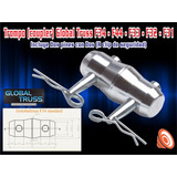 Trompo (coupler) Global Truss F34 Incluye 2 Pines 2 Rclip