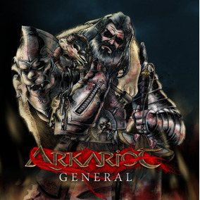 Arkariot - General - Cd Digipack - Frete Grátis