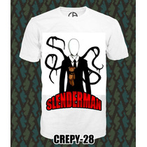6 Playeras Slenderman Jeff The Killer Crepypasta Nuevos¡¡¡