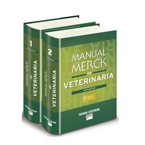 Manual Merck De Veterinaria Sexta Edicion, 2 Vol, Oceano
