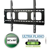 Soporte Ultraplano Pantallas Lcd Plasma De 30 A 60 Pulgadas