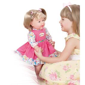 Boneca Bebê Bate Palminha - Cotiplás Promocao