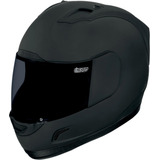Casco Icon Alliance Dark Talla L