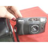 Camara Fotografica Nikon Nice Touch Zoom Analogica/est.$299