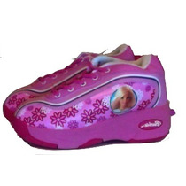 Oferta Barbie Patines Tennis Hermosos Niñas Roller Talla 21