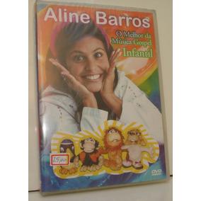 Aline Barros - O Melhor Da Música Gospel Infantil Dvd