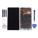 Display Lcd Tela Touch Screen Nokia Lumia 800 N800 + Chaves