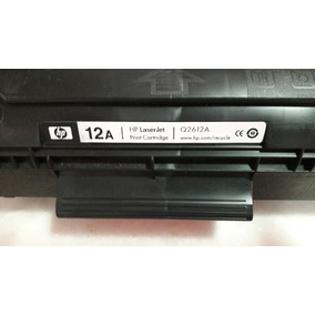 Toner Hp Q2612a Vazio Original 12a 10 Unidades.