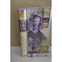 Ever After High Kitty Cheshire Muñeca Hija Del Gato 1ra Edic