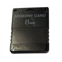 Nexilux 8mb Memory Card For Sony Playstation 2 ( Ps2 )